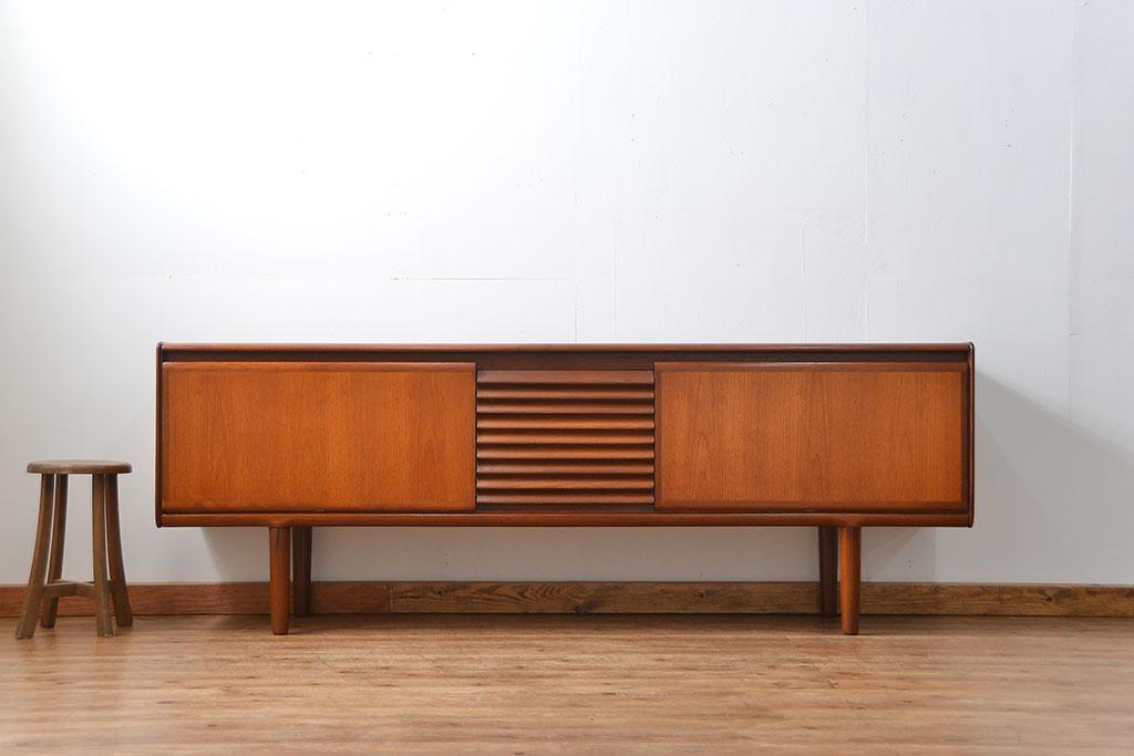 北欧家具 ロングサイドボード